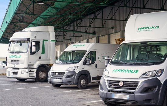camions fourgons - transport de fret Tours - affretement Tours